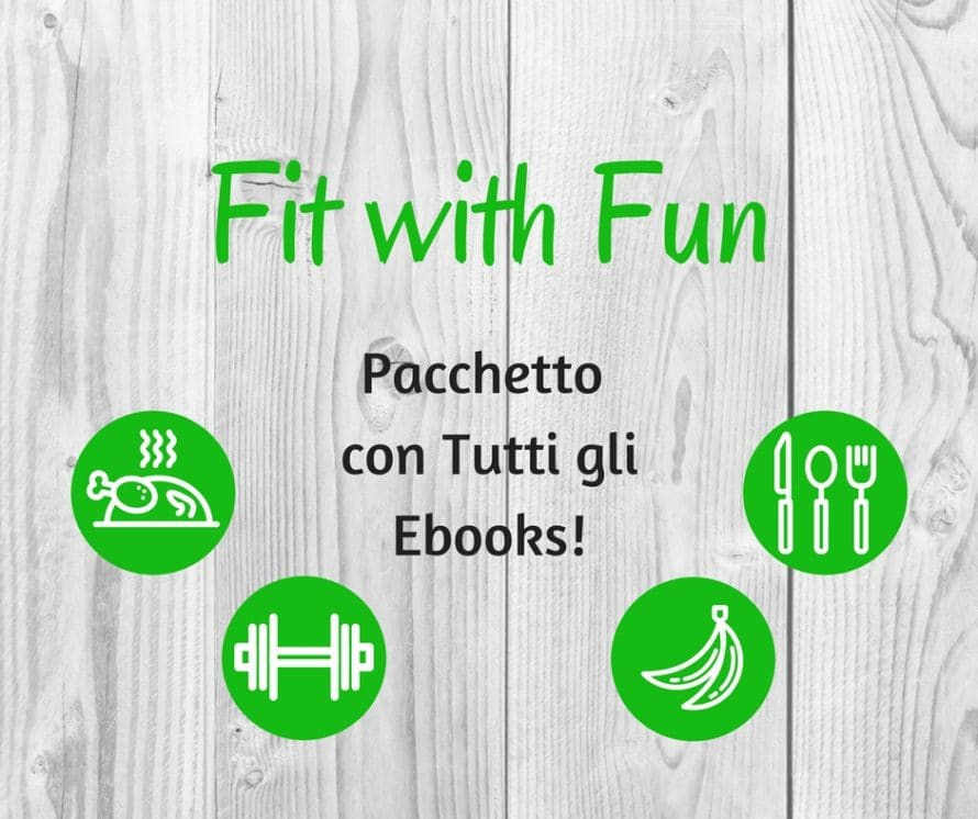 Fit with Fun - Ricette Fit e Light, Video Ricette, Fitness, Codici Sconto